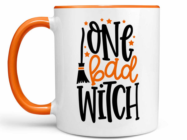 One Bad Witch Coffee Mug,Coffee Mugs Never Lie,Coffee Mug