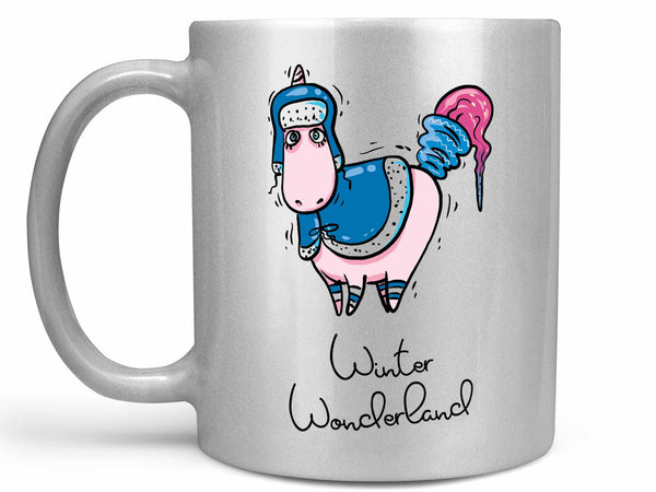 Winter Wonderland Unicorn Coffee Mug,Coffee Mugs Never Lie,Coffee Mug