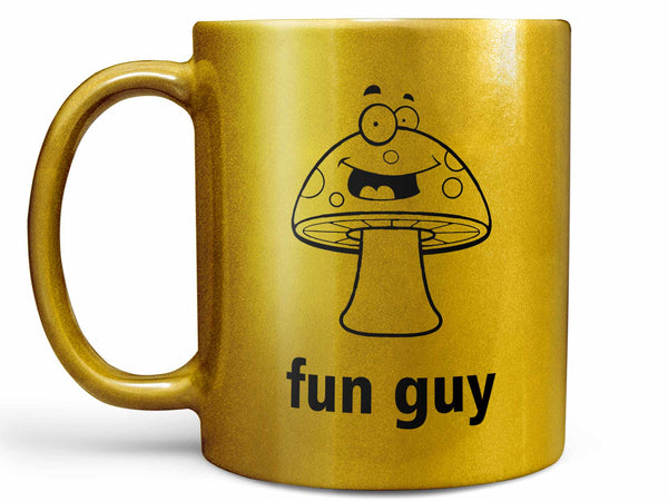 Fun Guy Coffee Mug