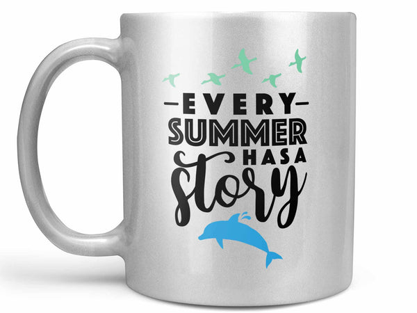 Every Summer Story Coffee Mug