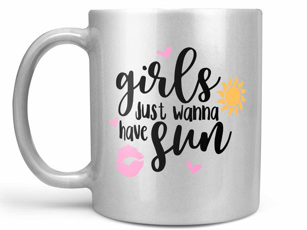 Just Wanna Have Sun Coffee Mug