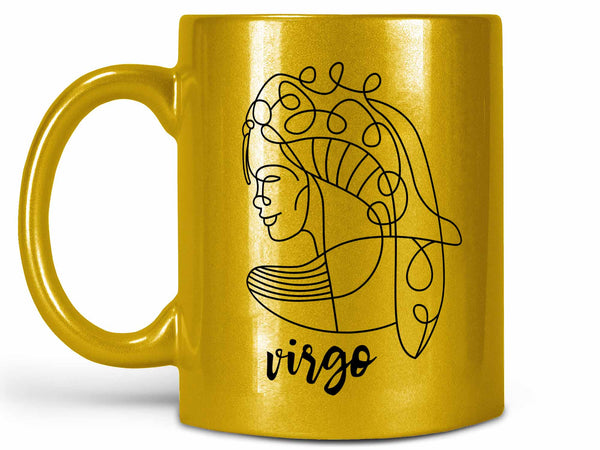 Virgo Coffee Mug,Coffee Mugs Never Lie,Coffee Mug