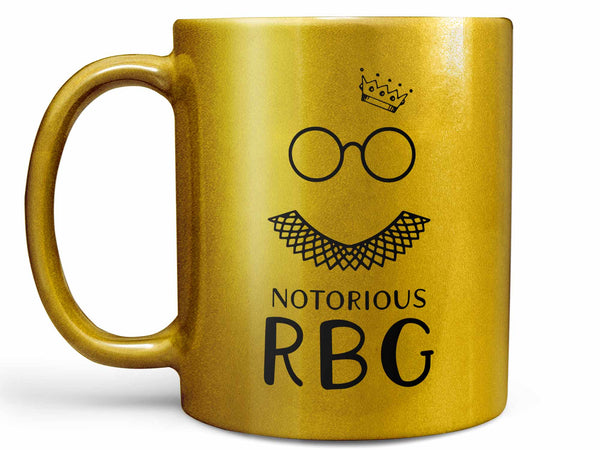 Notorious RBG Coffee Mug