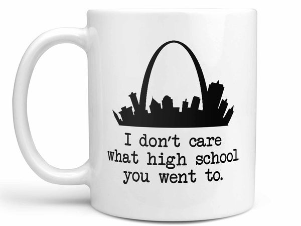High School St. Louis Coffee Mug