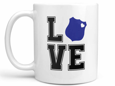 Love Police Coffee Mug