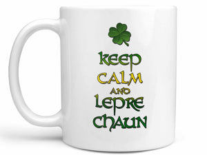 Keep Calm and Lepre Chaun Coffee Mug
