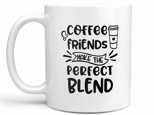 Coffee and Friends Coffee Mug