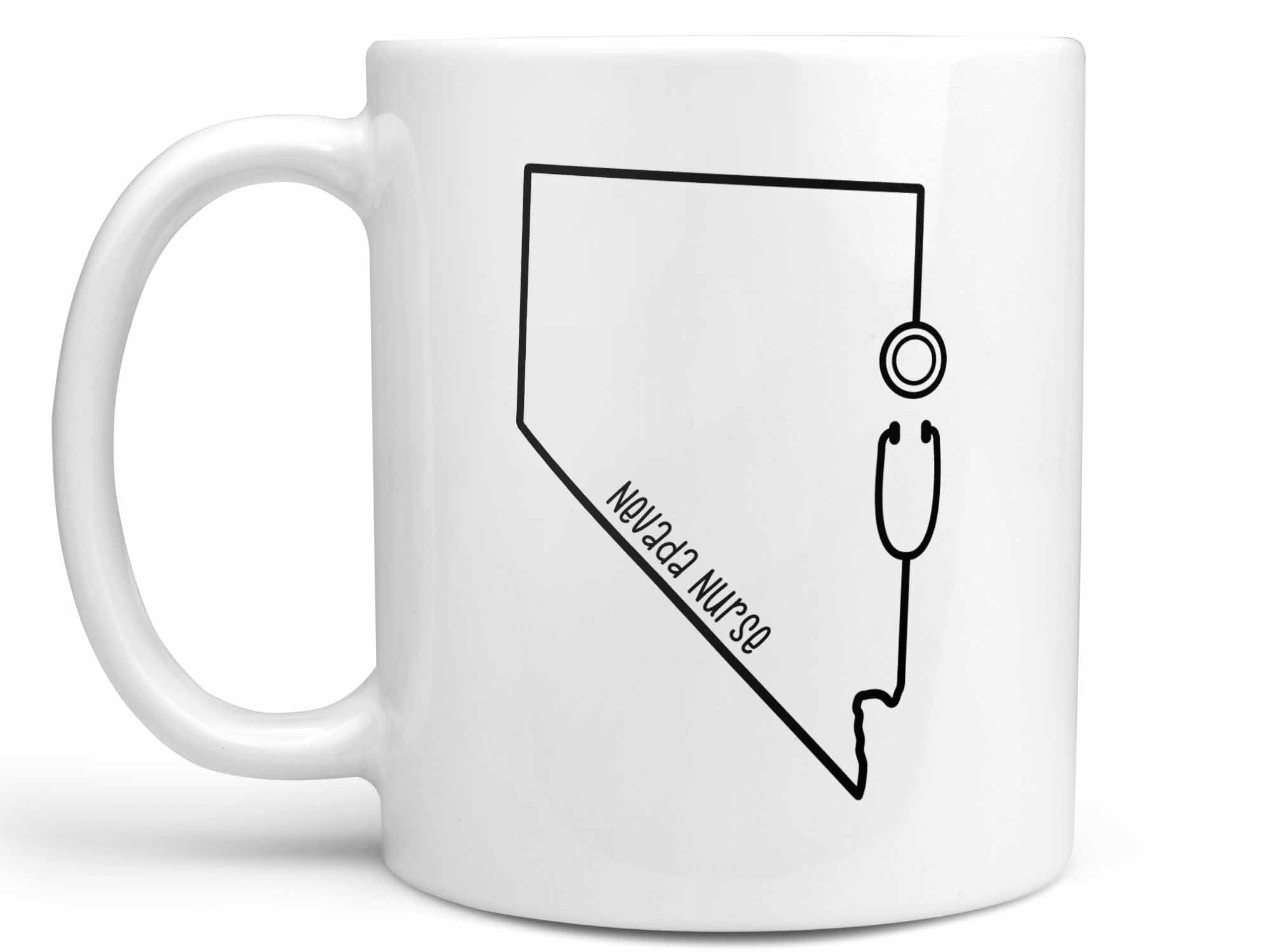 Nevada Nurse Coffee Mug