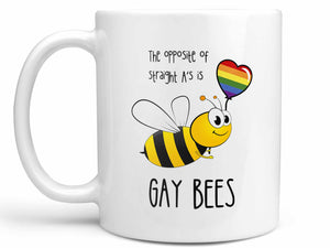 Gay Bees Coffee Mug