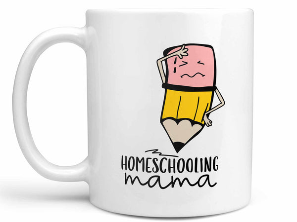 Homeschooling Mama Coffee Mug