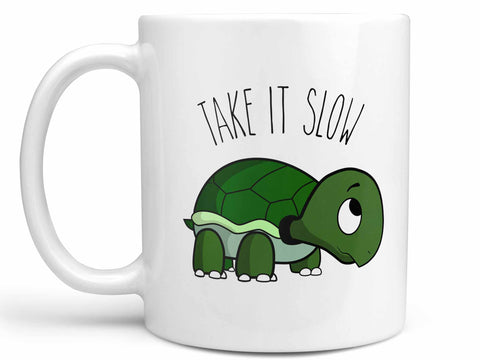 Take it Slow Turtle Coffee Mug