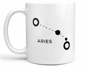 Aries Constellation Coffee Mug