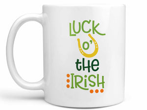 Luck O' the Irish Coffee Mug