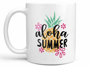 Aloha Summer Coffee Mug