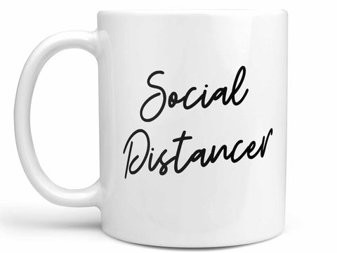 Social Distancer Coffee Mug