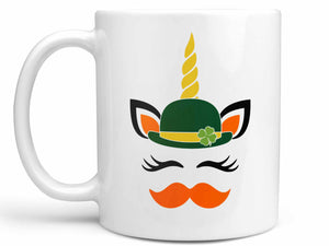 Irish Unicorn Coffee Mug
