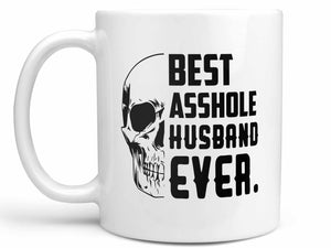 Best Asshole Husband Coffee Mug