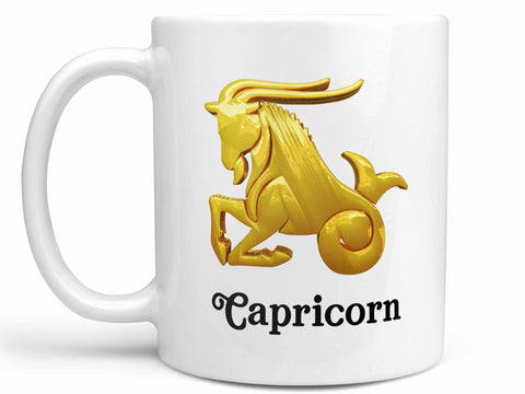 Capricorn Gold Coffee Mug