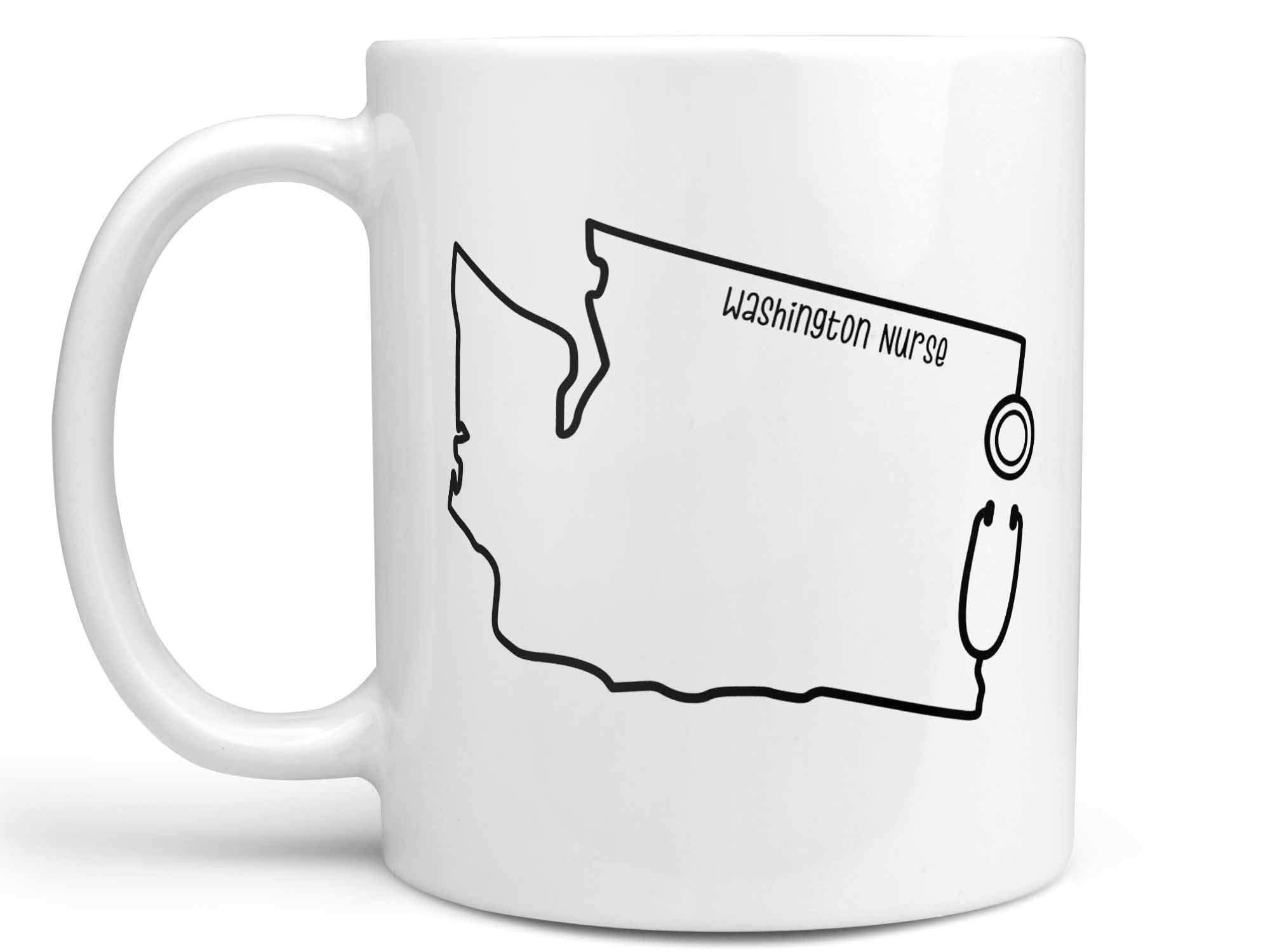 Washington Nurse Coffee Mug