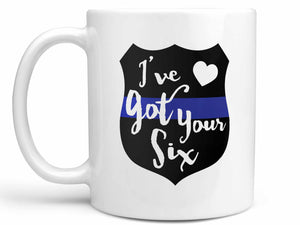 Got Your Six Coffee Mug
