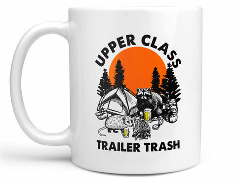 Trailer Trash Camping Coffee Mug