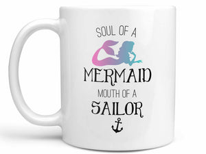 Soul of a Mermaid Coffee Mug