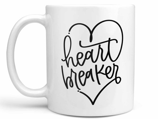 Heart Breaker Coffee Mug