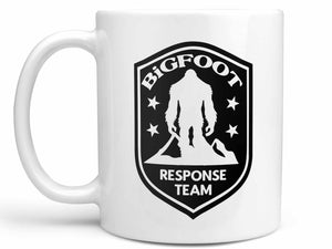 Bigfoot Response Team Coffee Mug