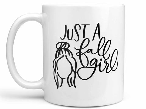 Just a Fall Girl Coffee Mug