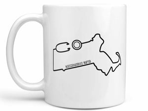Massachusetts Nurse Coffee Mug