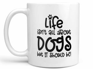 All About Dogs Coffee Mug