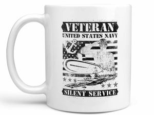 Navy Veteran Coffee Mug