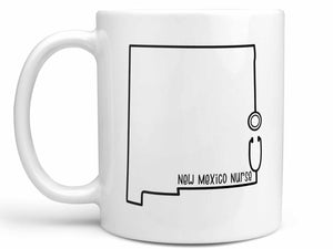 New Mexico Nurse Coffee Mug