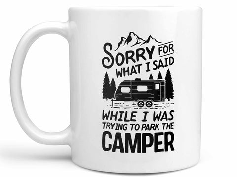 Park the Camper Coffee Mug
