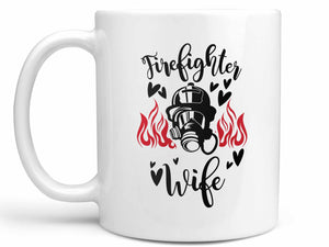 Firefighter Wife Coffee Mug