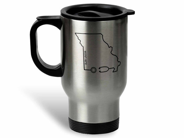 Missouri Nurse Coffee Mug