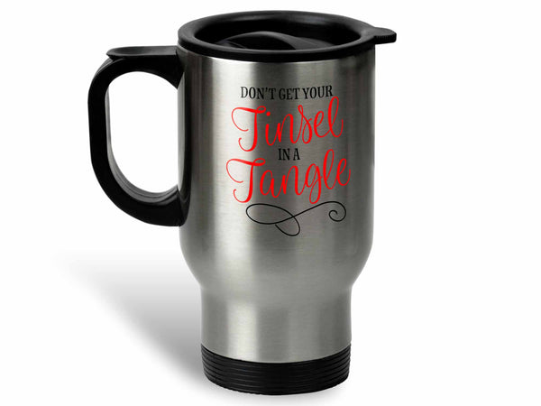 Tinsel in a Tangle Coffee Mug