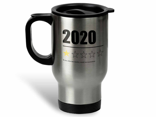 2020 One Star Review Coffee Mug