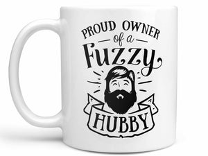 Fuzzy Hubby Coffee Mug,Coffee Mugs Never Lie,Coffee Mug