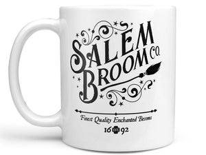 Salem Broom Company Coffee Mug,Coffee Mugs Never Lie,Coffee Mug
