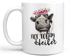 Not Today Heifer Coffee Mug,Coffee Mugs Never Lie,Coffee Mug