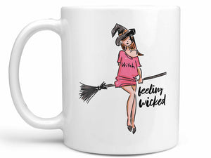 Feeling Wicked Witch Coffee Mug,Coffee Mugs Never Lie,Coffee Mug