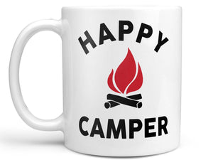 Happy Camper Coffee Mug,Coffee Mugs Never Lie,Coffee Mug
