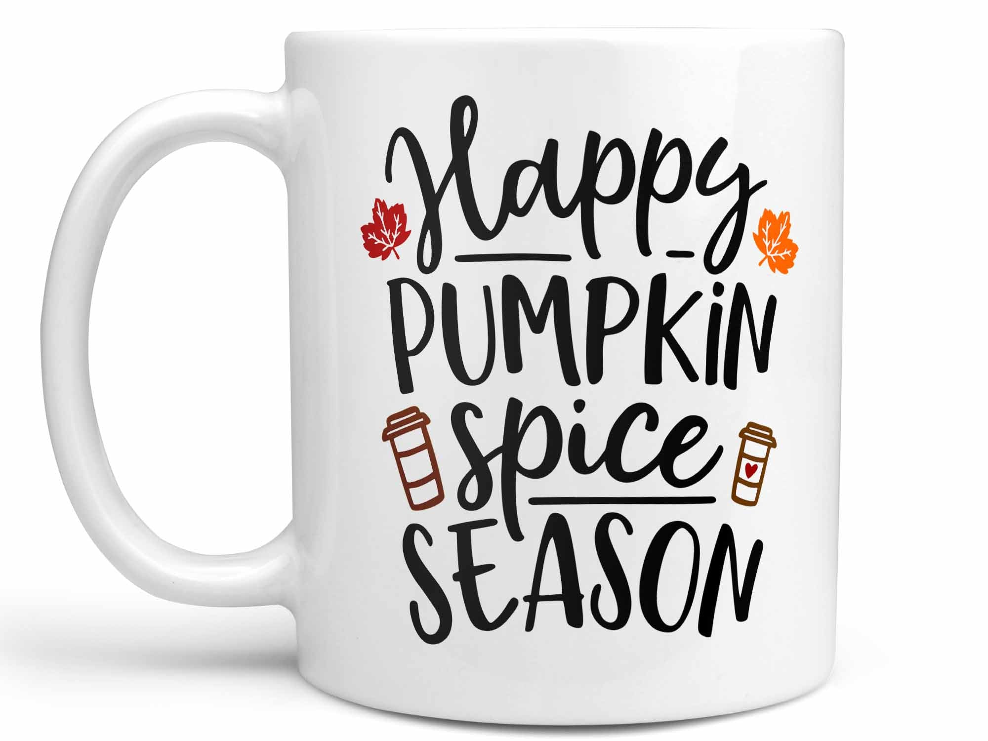 Pumpkin Spice Season Coffee Mug