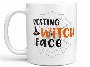Resting Witch Face Coffee Mug,Coffee Mugs Never Lie,Coffee Mug