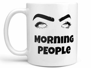 Morning People Coffee Mug,Coffee Mugs Never Lie,Coffee Mug
