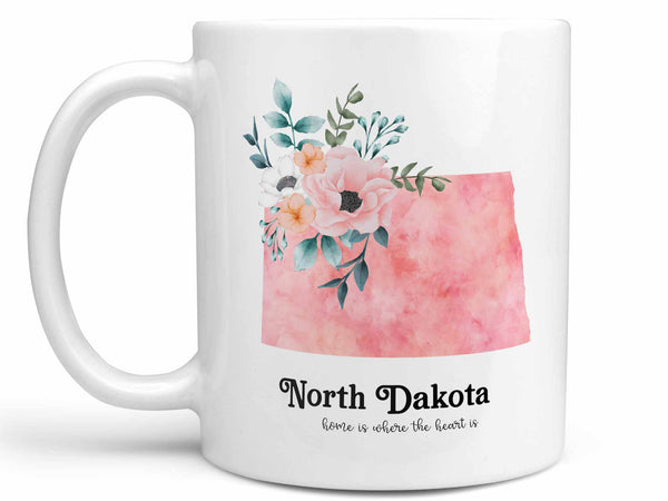 North Dakota Home Coffee Mug,Coffee Mugs Never Lie,Coffee Mug