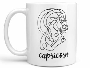 Capricorn Coffee Mug,Coffee Mugs Never Lie,Coffee Mug