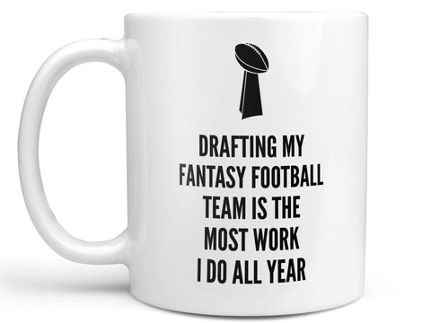 Football Draft Coffee Mug,Coffee Mugs Never Lie,Coffee Mug