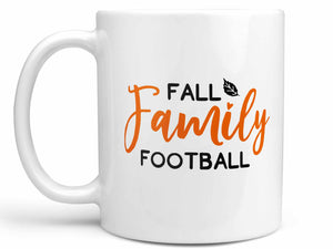 Fall Family Football Coffee Mug,Coffee Mugs Never Lie,Coffee Mug